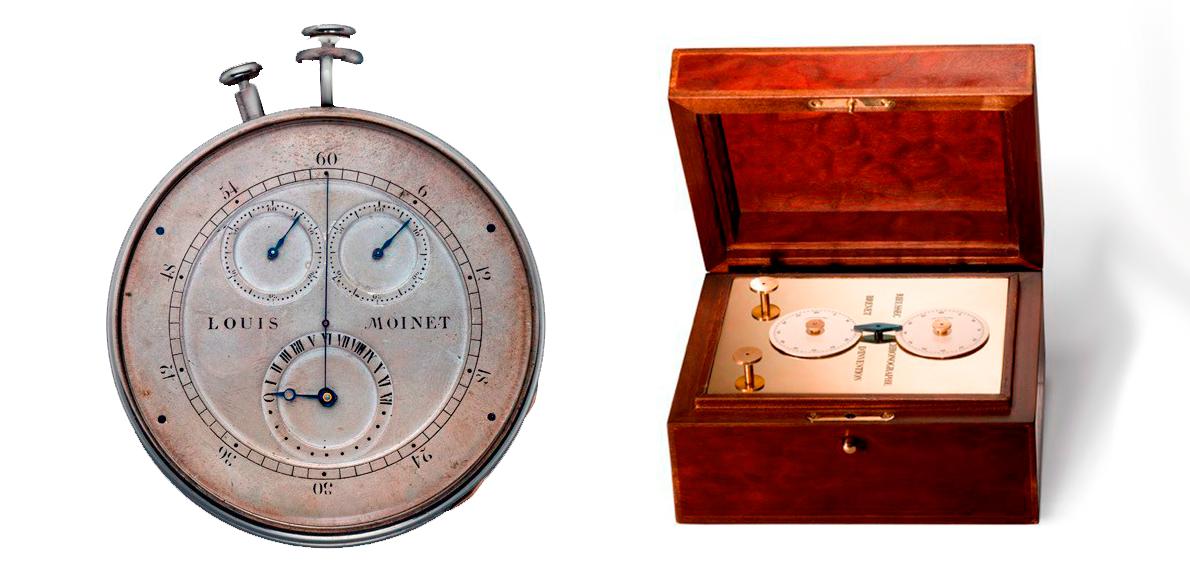 9d567e06b364 ¿Qué diferencia hay entre Cronómetro y Cronógrafo