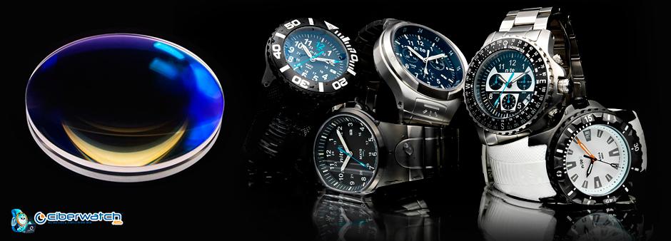 """056d632693 Una regla general que aplica a todos los tipos de relojes respecto la  cristal """"No sólo tiene importancia el material en sí, sino que es mucho más  importante ..."""