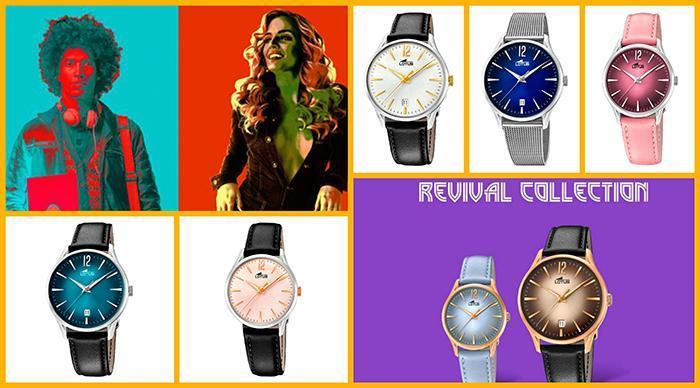 fbc9c193b2e4 Si nos queda destacar algo más que importante es que todos los relojes de  la colección Lotus Revival son de un costo muy accesible