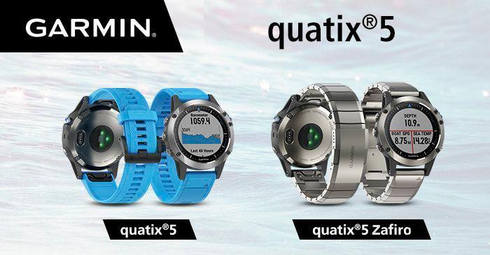 953a074dbee4 La nueva generación de smartwatch para deportes acuáticos.