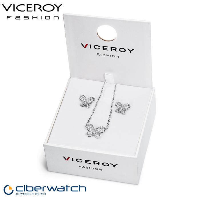 Pack Colgante y Pendientes Viceroy Fashion 3122K09000 Pack Colgante y Pendientes  Viceroy Fashion 3122K09000