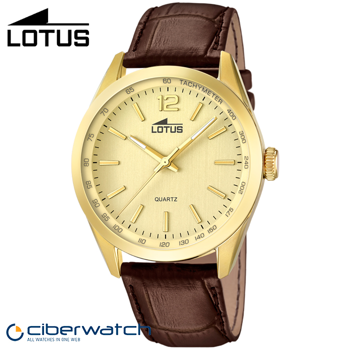 Reloj Caballero Lotus 18150 2 Sumergible   Relojes Hombre 6521c5124b89