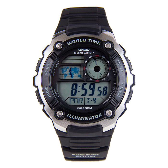 Reloj Cuenta Atras Casio Casio Reloj Cuenta Yf6ybg7v