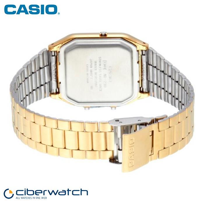 4c487ca05485 ... Reloj Casio Dorado AQ-230GA-9DMQYES ...