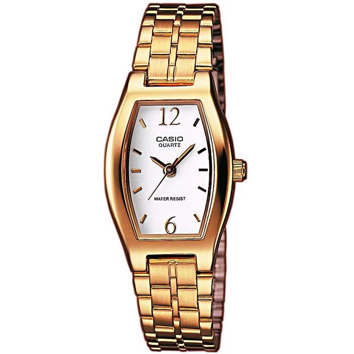 0b540f11acce Reloj Casio Dorado Mujer LTP-1281PG-7AEF ...