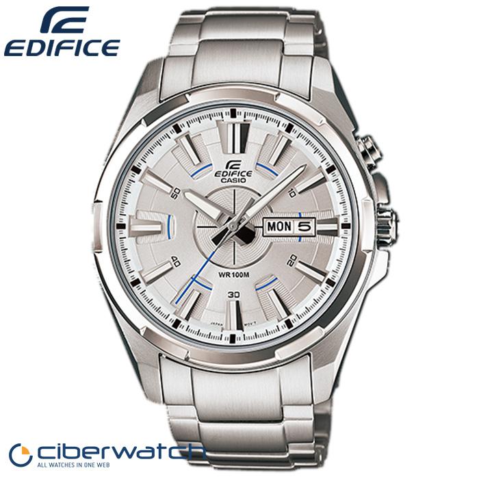 Reloj Casio Edifice Super Led EFR-102D-7AVEF Sumergible   Relojes Hombre db8689ac1951
