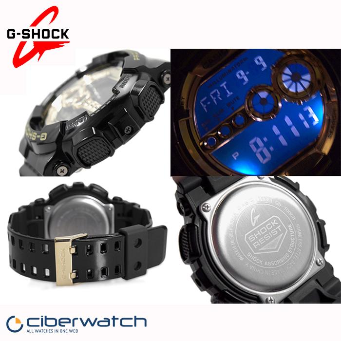 Reloj Casio G Shock GD 100GB 1ER Sumergible 200m