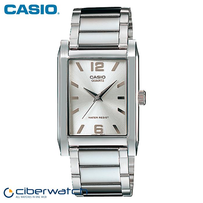 Hombre Casio Mtp 7aef Reloj 1235d HE29IeWDY
