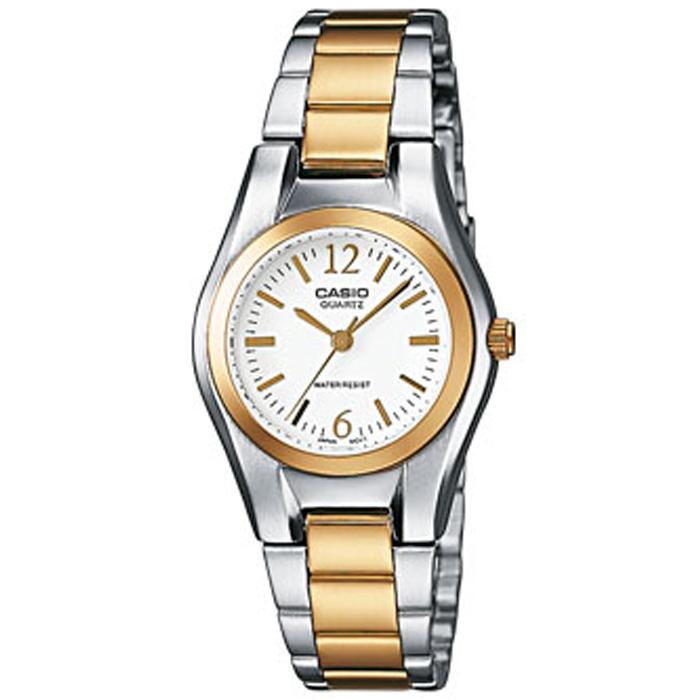 97aa245a6809 Reloj Casio para Mujer LTP-1280PSG-7AEF ...