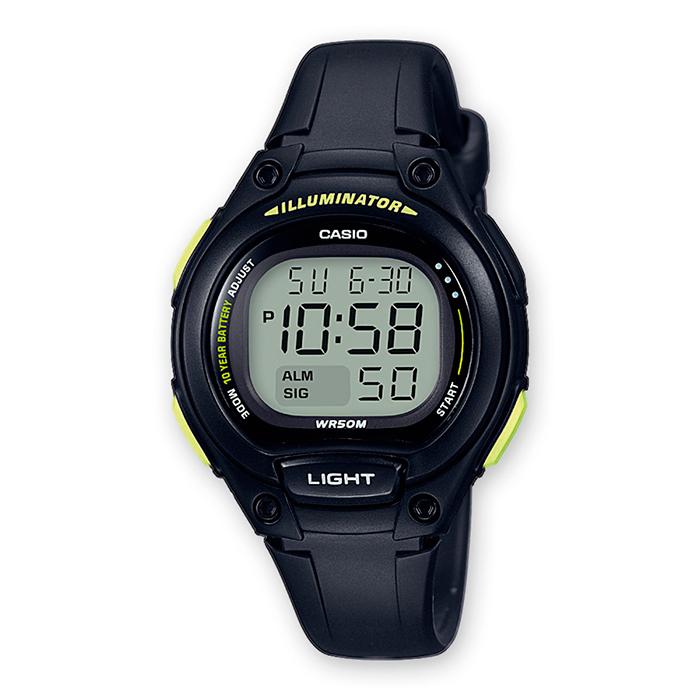 7eb13051dd78 Reloj Casio LW-203-1BVEF para niño Batería 10 Años ...