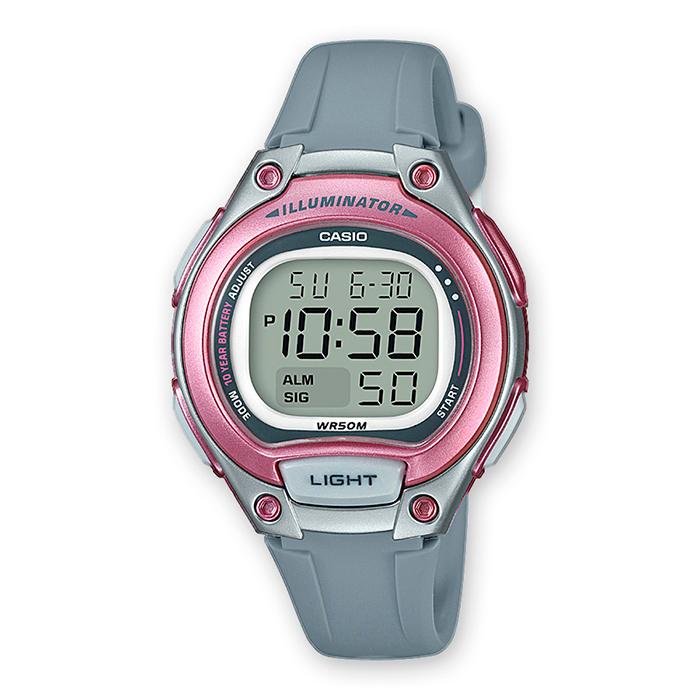 bf3d8ef66d53 Reloj Casio LW-203-8AVEF para niña Batería 10 Años ...