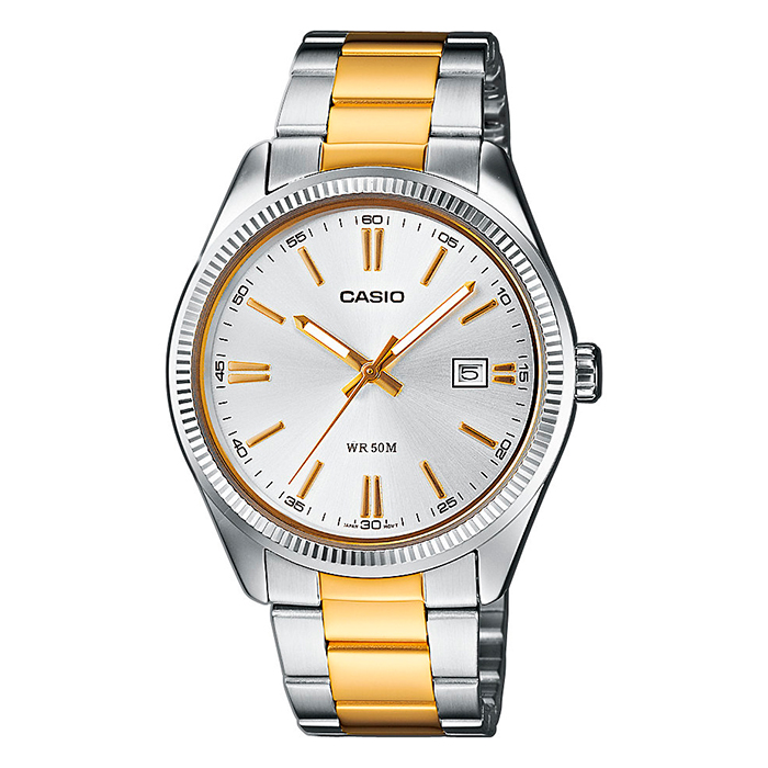 25547b2f09c6 Reloj Casio para Hombre MTP-1302PSG-7AVEF ...
