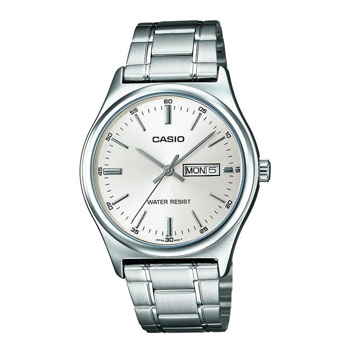 diseño atemporal b338f 8ee4a Reloj Casio para Hombre MTP-V003D-7AUDF