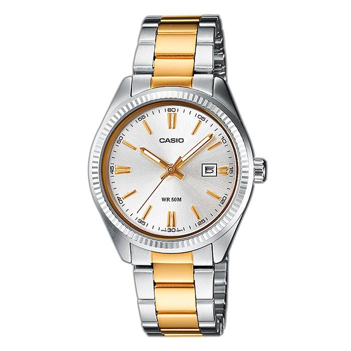 0b3fcdcc5fd8 Reloj Casio para Mujer LTP-1302PSG-7AVEF ...