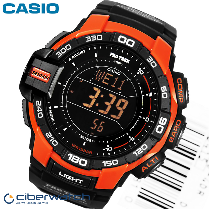 637ce202d53b relojes casio protrek precios