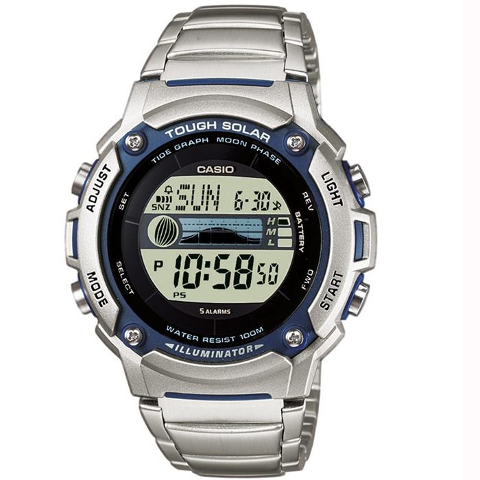 167c141416e5 Reloj Casio Solar W-S210HD-1AVEF Sumergible 100m   Relojes Hombre