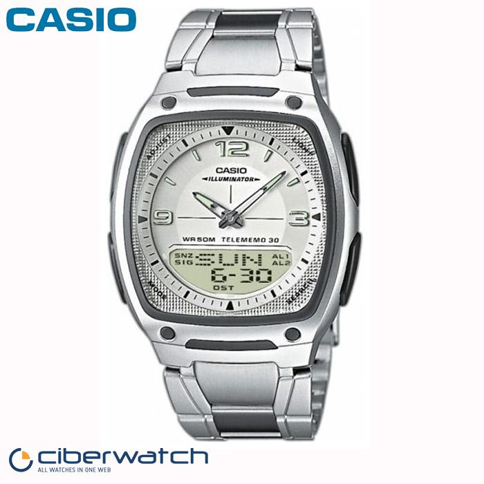 fcef7cc5eafa Reloj Casio Telememo Anadigi AW-81D-7AVES   Relojes Hombre