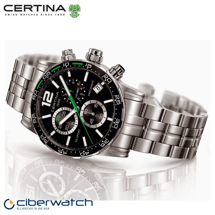 057 01 Ds C027 Chrono 11 Certina Sport 417 Reloj gbf7vYy6