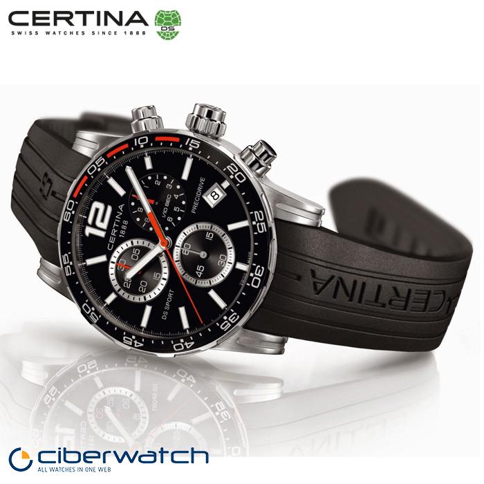 0b856fb7ebed Reloj Certina DS Sport Chrono C027.417.17.057.02   Relojes Hombre