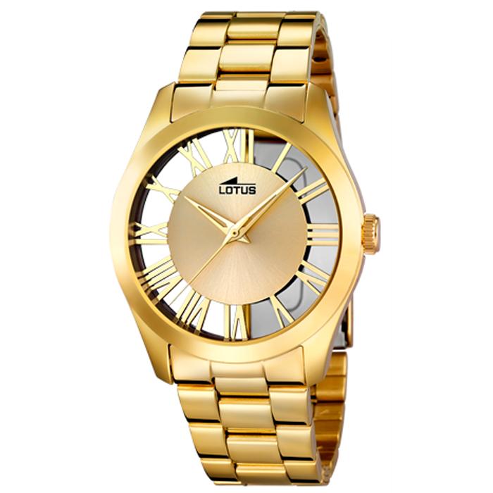 Dorado 181231 Lotus Para Reloj Mujer LqUzMpSVG
