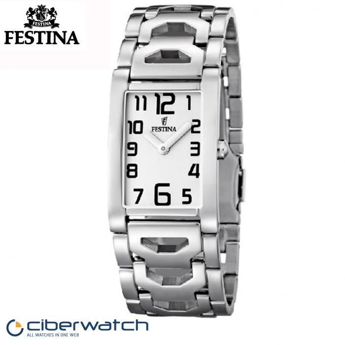 Reloj Festina F16464 1 Sumergible 50m   Relojes Mujer 46eb93fe65e