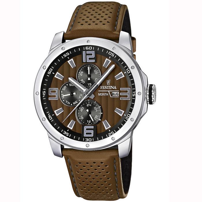 Reloj Festina F16585 2 Sumergible 50m Gt Relojes Hombre