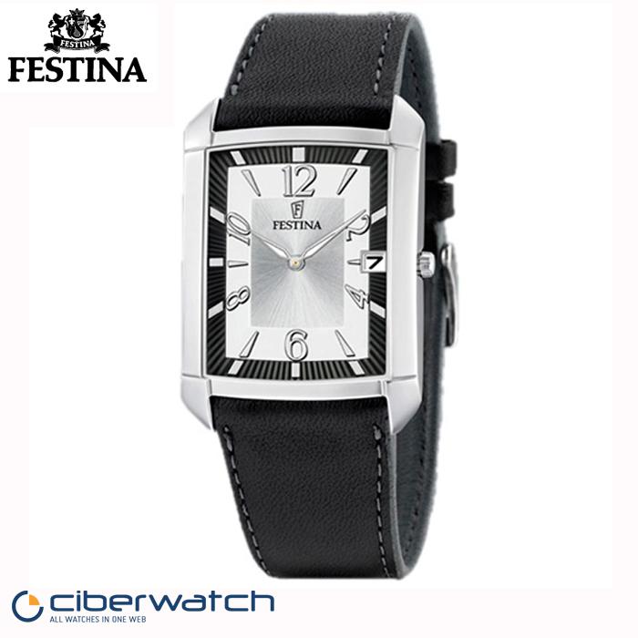 Reloj Festina F6748 1 Sumergible 30m   Relojes Hombre e87e9754bcd