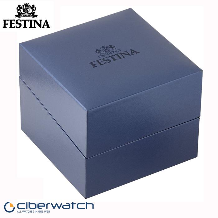 Reloj Festina para Hombre F16376 4 Sumergible 50m   Relojes Hombre 095e15455e7
