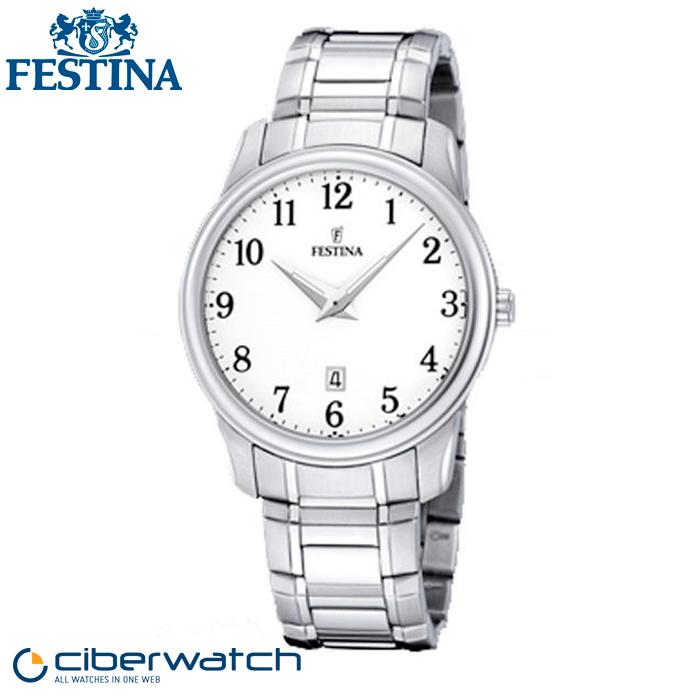Reloj Festina para Hombre F16378 1 Sumergible 50m   Relojes Hombre 7e6d11c6200
