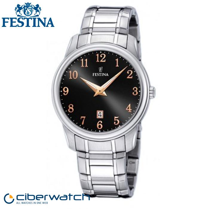 Reloj Festina para Hombre F16378 4 Sumergible 50m   Relojes Hombre 4711a90b776