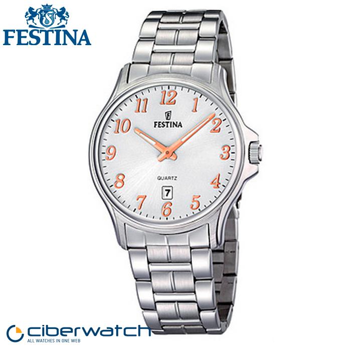 Reloj Festina para Hombre F16473 5 Sumergible 50m   Relojes Hombre 93efc37af3e