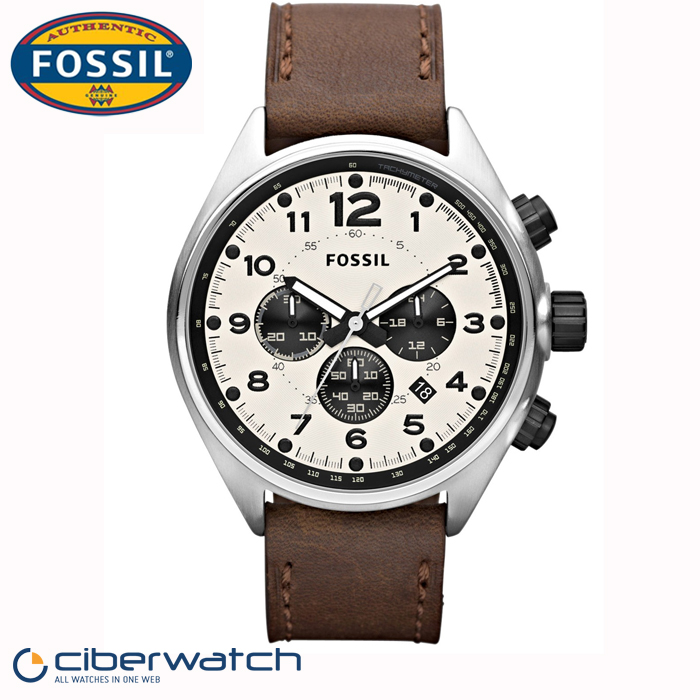 Reloj Fossil Flight CH2835 Sumergible 100m > Relojes Hombre