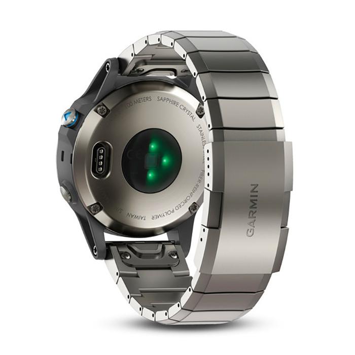 d150864a8 ... Reloj Garmin Quatix 5 Zafiro con Pulsera Metálica CONSULTAR PRECIO