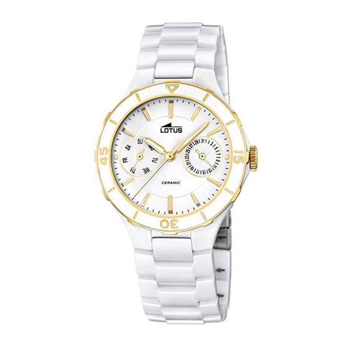 Reloj Lotus Cerámica 157951