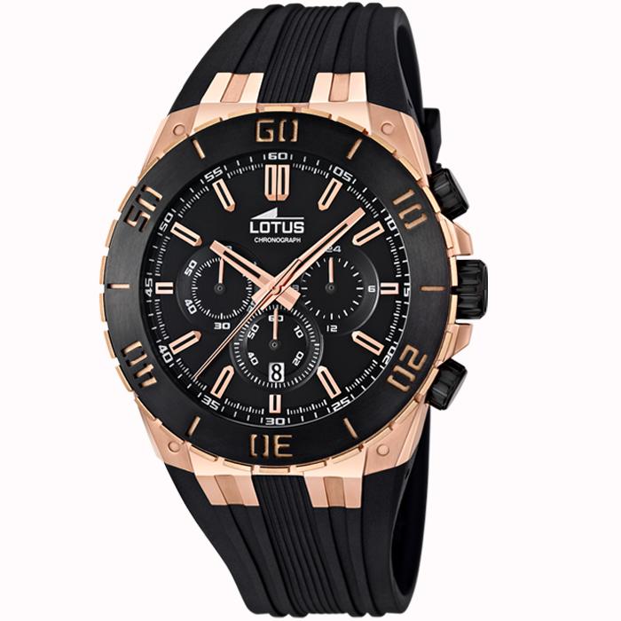mirada detallada ceb70 a9a30 Reloj Lotus Colección R 15804/1 Sumergible 100m
