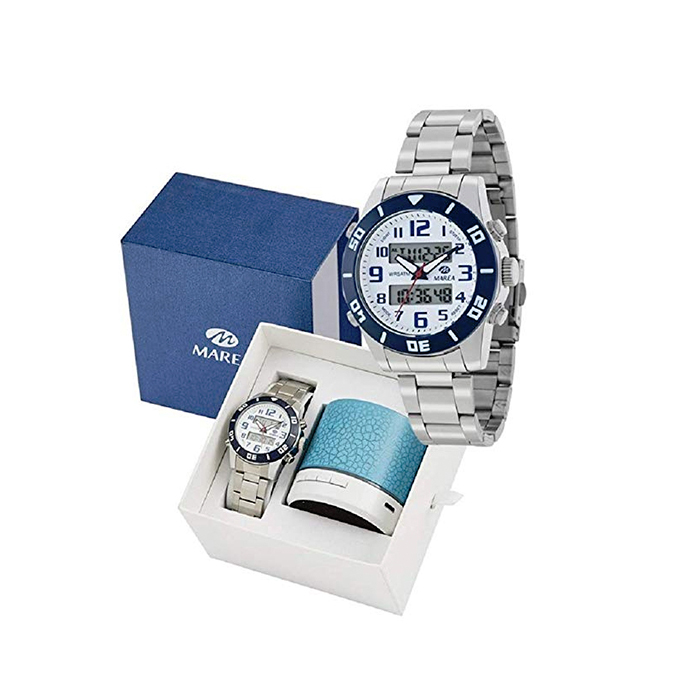 3b24fb571687 Reloj Marea Niño + Altavoz Bluetooth B35281 10