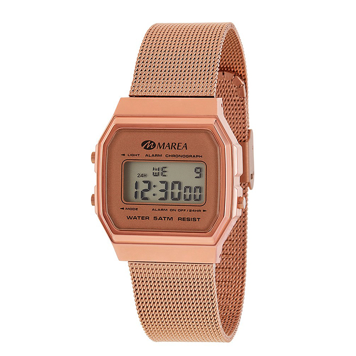 Reloj Retro Marea Mujer B353138 Digital qUVpzMS