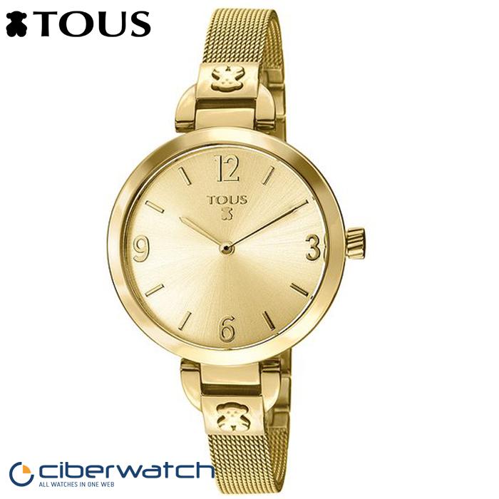 ec3ffa9e7276 Reloj Tous Boheme Dorado 300350620 Reloj Tous Boheme Dorado 300350620 ...