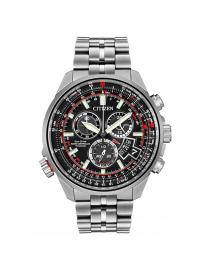 Reloj Citizen Eco Drive The Pilot BY0120-54E Radiocontrolado