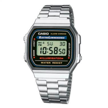 Reloj Casio Retro A168WA-1YES