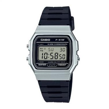 Reloj Casio Retro Collection F-91WM-7AEF