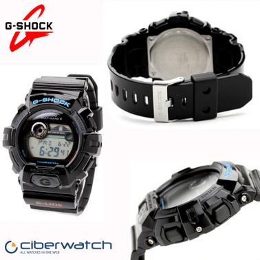 d97d5e46a997 Reloj Casio G-Shock Solar Radiocontrolado GWX-8900-1ER   Relojes Hombre