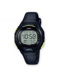 caaab7b945c6 Reloj Casio LW-203-1BVEF para niño Batería 10 Años