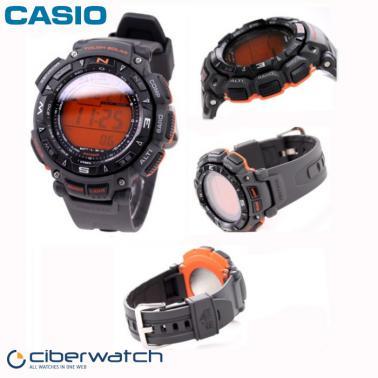 04c12848399a Reloj Casio Pro Trek Solar PRG-240-8ER Triple Sensor   Relojes Hombre