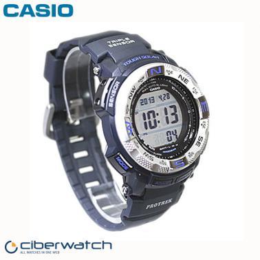 9fba5d1ea419 Reloj Casio Pro Trek Solar PRG-260-2ER Sumergible 200m   Relojes Hombre