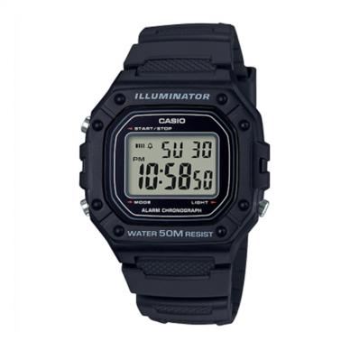 Reloj Casio Retro Collection W-218H-1AVEF