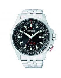 Citizen Eco Drive Promaster Sky GMT BJ7070-57E Waterproof Watch