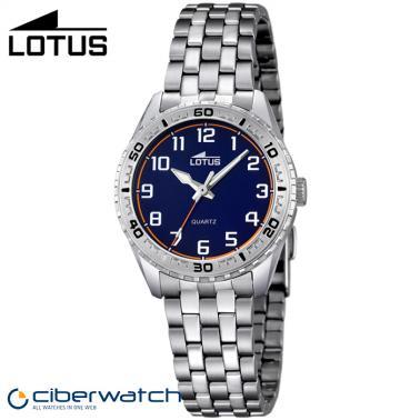 Reloj Lotus Primera Comunión para Niño 18170 2 Sumergible   Relojes ... 10d7113cce09