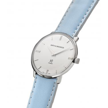 Reloj Smith & Smoorcer Fisherman Snowy Colorful Blue