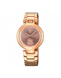 Reloj Tous Crown de Acero IP Rosado 700350280